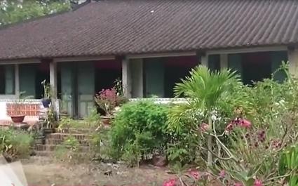 [Video] Khám phá nhà trăm cột độc nhất vô nhị ở Việt Nam